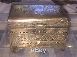Antique Imperial Russian 84 Silver circa 1895