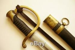 Antique Imperial Russian Dragoon Troopers' Sword Sabre M1841 /1868