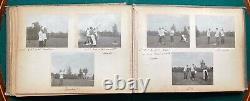 Antique Imperial Russian Photo Album Grand Duke Boris Romanov Tsarskoe Selo