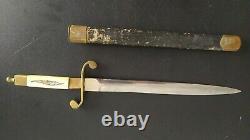 Antique imperial Russian Pilot officer dagger