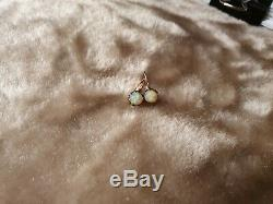 Authentic Antique Russian Imperial Earrings 56K Gold Priced for quick sale