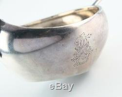 Gorgeous Sterling Silver Imperial Russian Kovsh / Ladle Hallmarked 2nd Artel