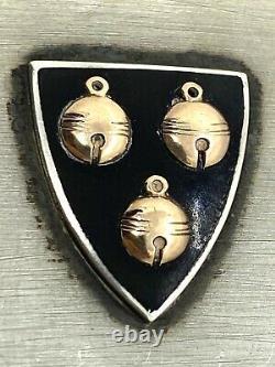 Russian Imperial Silver 14 K Gold Enamel Cigarette Mini Case