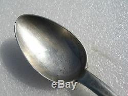 Russian Imperial Silver 84 Spoon Grachev 1890y. 47,9 gr