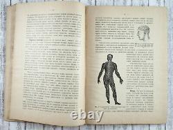 1904 Impérial Russe Foldable Human Body Collapsible Model Antique Livre