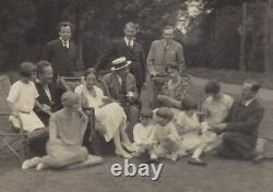 Antique Imperial Russian Photo Grand Duchesse Romanov Princesse Paley Yusupov