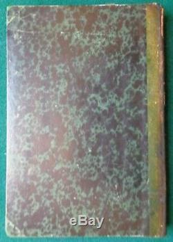 Antique Impériale Russe Livre 1875 Bibliothèque Prince-romanov Klochkov Histoire