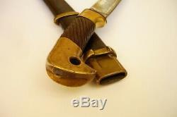 Antique Impériale Russe Ww1 Cosaque Chachka Épée M1881