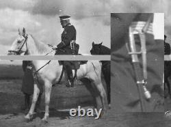 Antique Modèle Impérial Russe De Fourreau En 1881 Award Shashka For Bravery