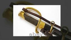 Antique Russe Imperial Dragoon Troopers' Sword Sabre M1841