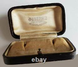 Fabergé Antique Box Impériale Russe Case, Etui