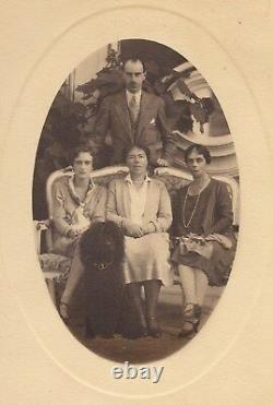 Grand-duchesse Xenia & Olga Prince Andrei Romanov Princess Imperial Russian Photo