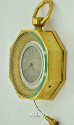 L'un D'un Russe Imperial Type Antique Octogonal Lepine Répéteur Montre Surdimensionnée