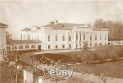 Russe Imperial Porcelain Factory Sauce Bateau Prince Repnin St Petersburg Plaque