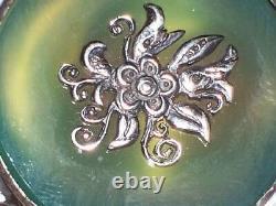 XIX Vintage Belle Russie Impériale Argent 84 Bracelet Antique Russie Bijoux